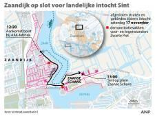 Deze route legt de Sint af in Zaanstad