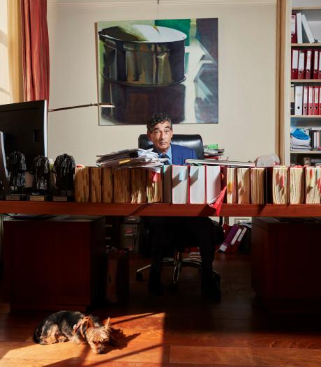 Gerard Spong, advocaat op de planken