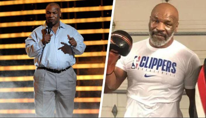 Tyson 2009 VS Tyson 2020.