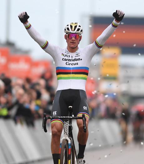 Mathieu van der Poel écrase la concurrence à Heusden