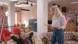VIDEO. Het loopt niet altijd gesmeerd bij 'The Voice': An Lemmens moet zich kwaad maken