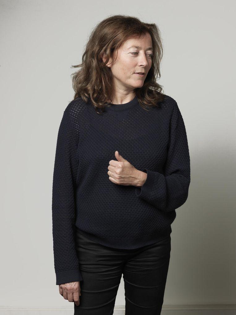'Er zijn mensen die me enorm raken, maar voor een portret is dat niet nodig' Beeld Annaleen Louwes