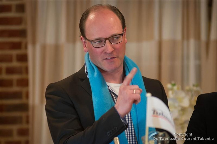 Fractievoorzitter Gerjan Smelt van de ChristenUnie Twenterand: geen reden voor paniek