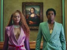 Record voor Louvre door video Beyoncé en Jay-Z