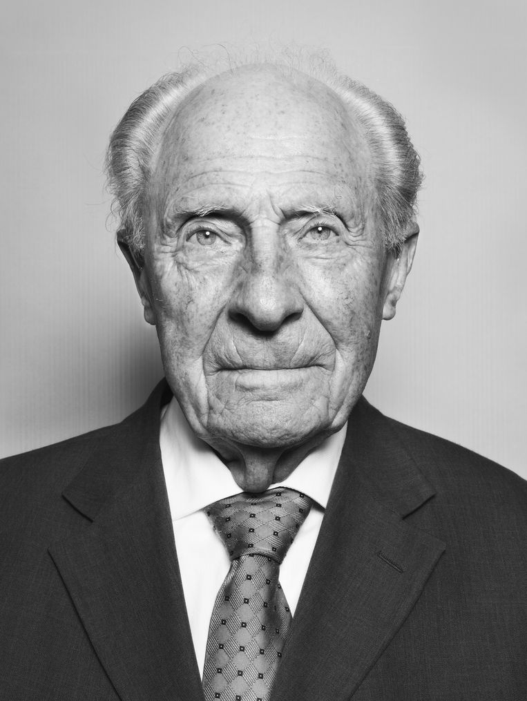 Wim Alosery. Beeld Robin de Puy