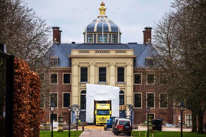 Klaar voor bewoning na de verbouwing: Huis ten Bosch.