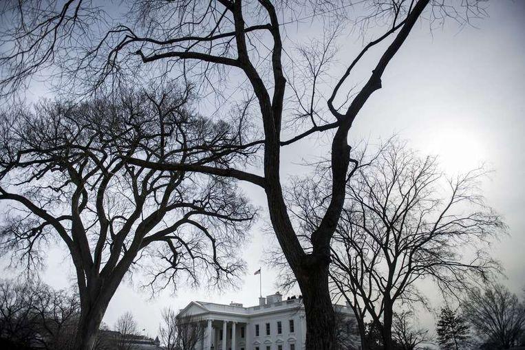 Het Witte Huis in Washington. Beeld afp
