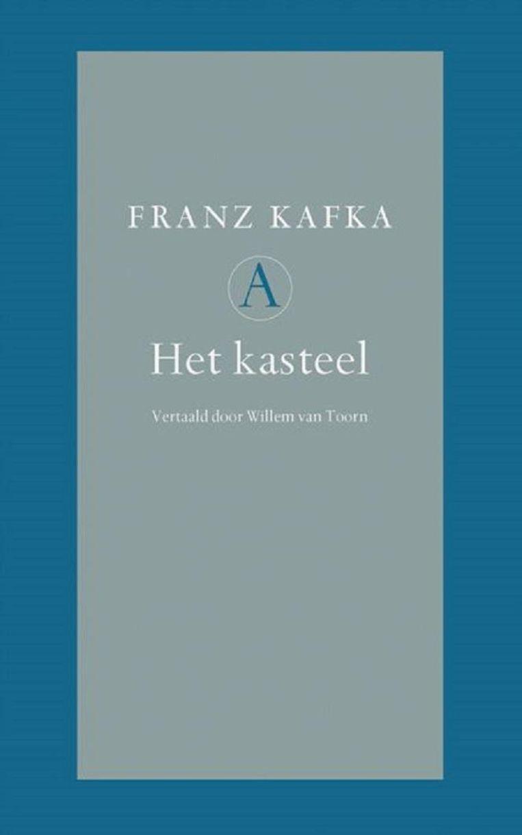 Franz Kafka Athenaeum-Polak, € 27,50 Beeld