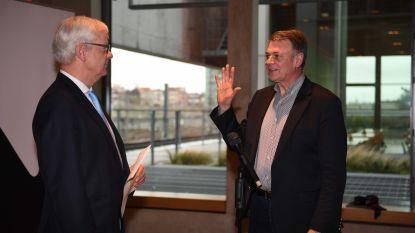 Manu Claes legt vijfde keer eed af als burgemeester