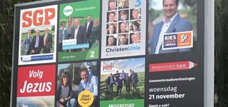 Doe Mee!, CDA en VVD houden SGP en ChristenUnie buiten coalitie Molenlanden