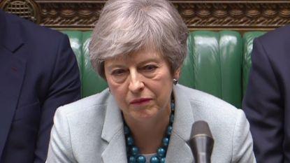 Brexitakkoord van May met Europa heeft onvoldoende steun voor derde stemming