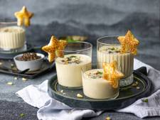 Wat Eten We Vandaag: Geroosterde knolselderijsoep met truffel tapenade en Parmezaanse kaaskrokantjes