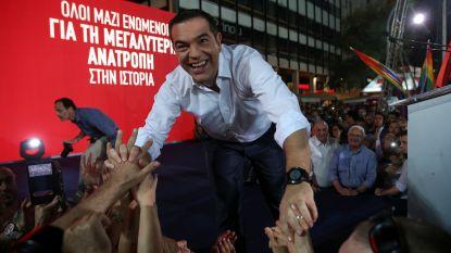 Vervroegde verkiezingen in Griekenland lijken einde van regering-Tsipras in te luiden