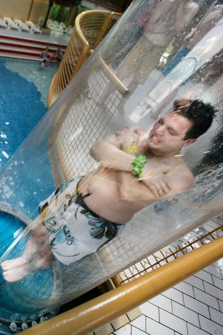 Slachtoffer glijbaan-incident Duinrell: 'Ik kreeg geen lucht'