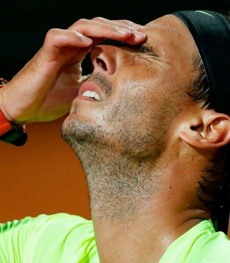 Grosse surprise à Rome: Nadal éliminé en quarts de finale par Schwartzman