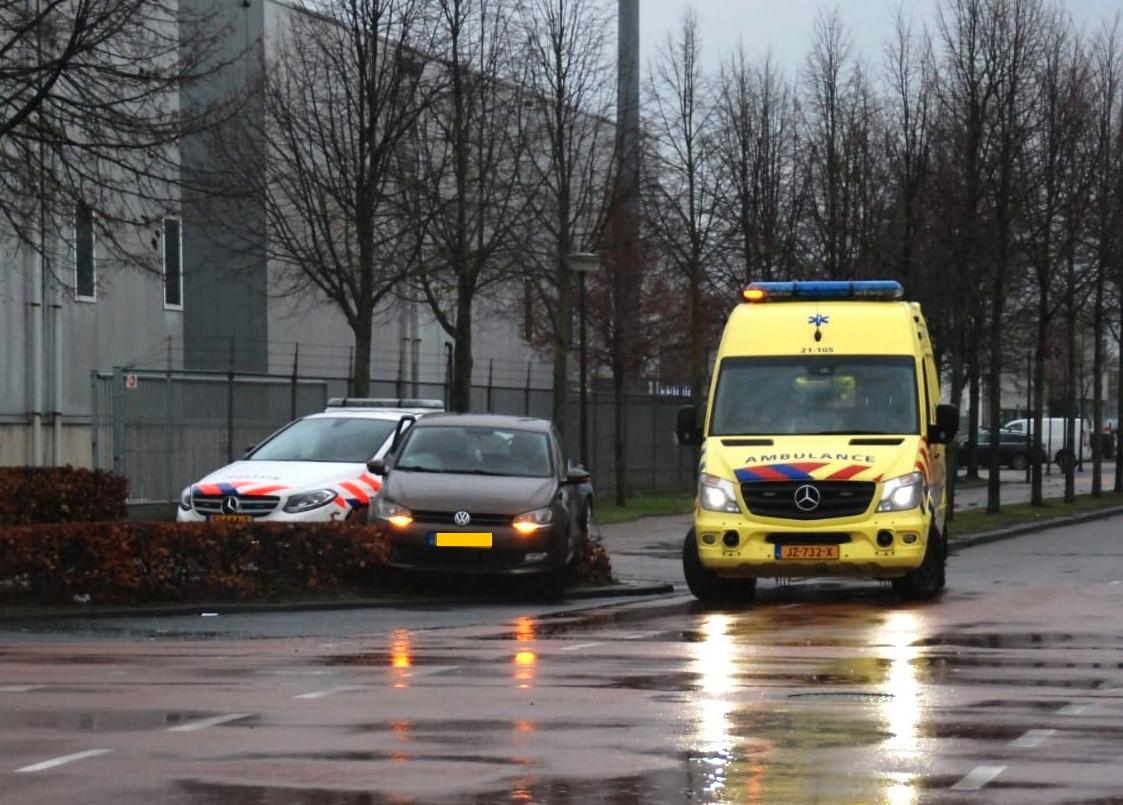 Ongeval Kruisboeksestraat in Boxtel.