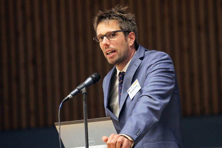 UGent-professor Wim Derave.