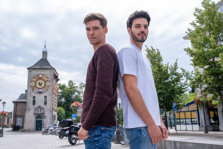 Christoph Dierckx uit Koningshooikt en Sasha Pauwels uit Itegem hebben samen een eerste plaat uit.