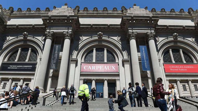 Het Metropolitan Museum in New York.