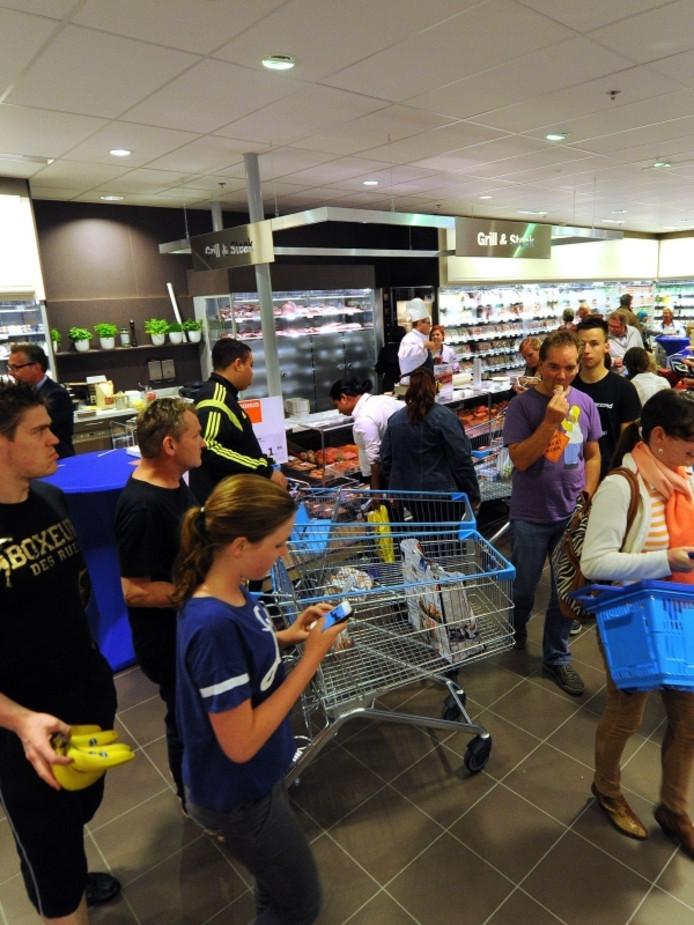 Opening AH in De Zeeland