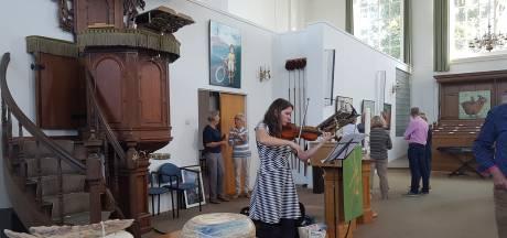 Kunst- en Cultuurroute Moerdijk geniet van weer en sfeer en kijkt al naar volgend jaar