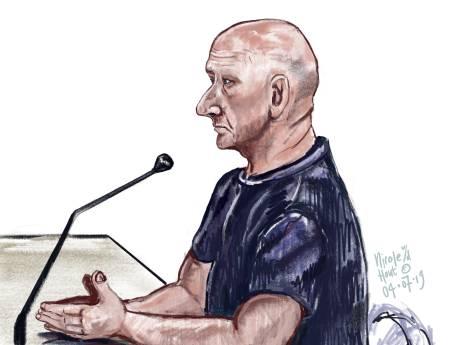 Elf jaar cel voor Hooglander Ron K. voor wurgen en neersteken ex met keukenmes