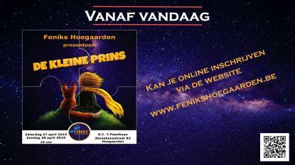 De Kleine Prins is nieuw project Feniks