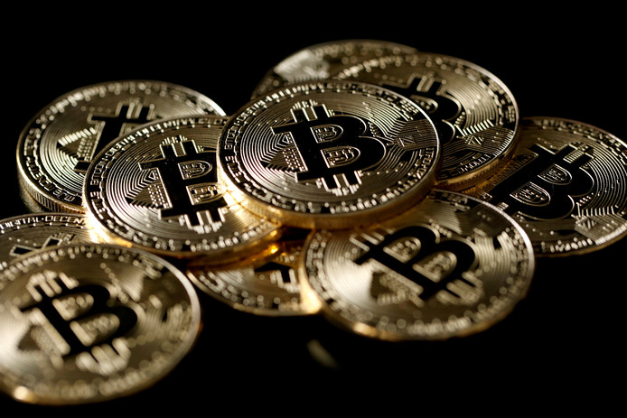De bitcoin blijft maar stijgen.