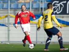 Assouiki maakte maar één goal als prof, in zijn allerlaatste minuut voor RKC