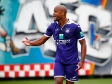 Kompany sur le terrain, défaite pour Anderlecht contre l'AZ