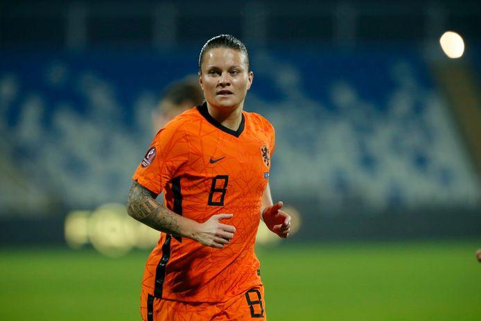 Sherida Spitse keert terug op de Nederlandse velden en speelt vanaf januari voor Ajax.