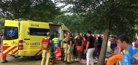 Omstanders redden jongetje van verdrinking bij Sloterplas