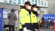 Coronavirus: Dodentol China gestegen naar 2.223. Zuid-Korea meldt 52 nieuwe besmettingen