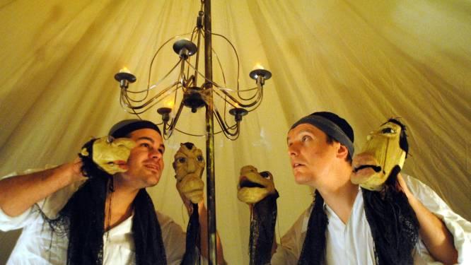 Cultuurprijzen voor Benny Luyckx, Theater Tieret en Poëzieprijs CC Boontje