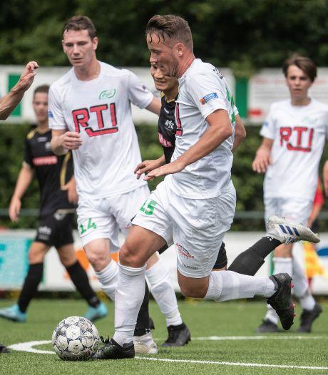 RKZVC revancheert zich bij DETO voor afgang in Haaksbergen; gelijkspel voor AZSV