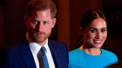 """1 miljoen dollar voor exclusief interview met Harry en Meghan: """"Ze denken serieus over het voorstel na"""""""