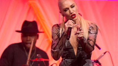 Gwen Stefani maakt zich op voor clash met Lady Gaga