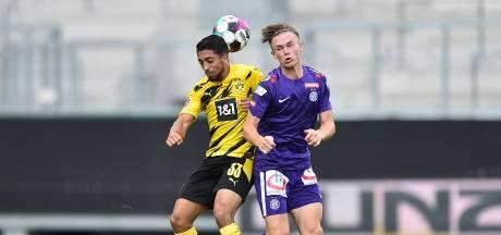 Amsterdams talent Pherai (19) maakt eerste goal voor Borussia Dortmund