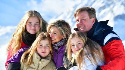 Nederlandse prinses Ariane viert elfde verjaardag