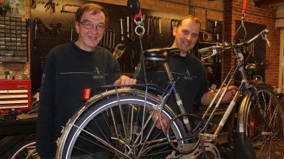 Lokeren verliest bekend gezicht: fietsenmaker Gust Van Kerckhove overleden
