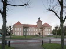 Buren klooster Reek naar de rechter