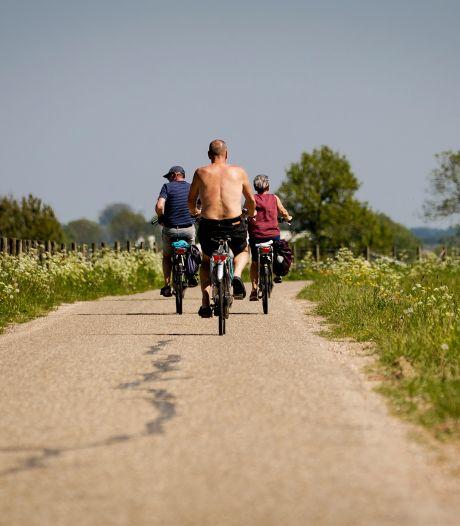 Geen fietstochten voor MOV's in Landerd dit jaar