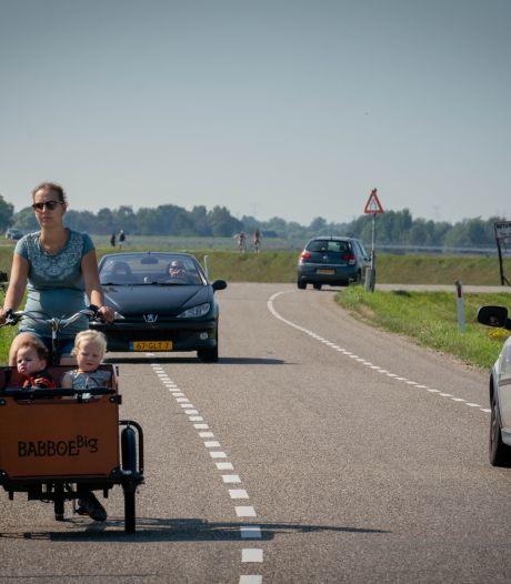 GroenLinks wil maatregelen tegen dijkverkeer