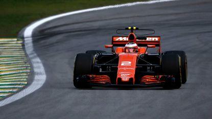 Uurschema's van Grote Prijzen in de F1 worden gewijzigd