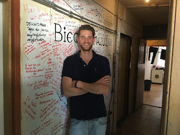 Sebastiaan Smits van RoomEasy denkt dat de app juist in een internationale studentenstad als Rotterdam goed zou kunnen werken.