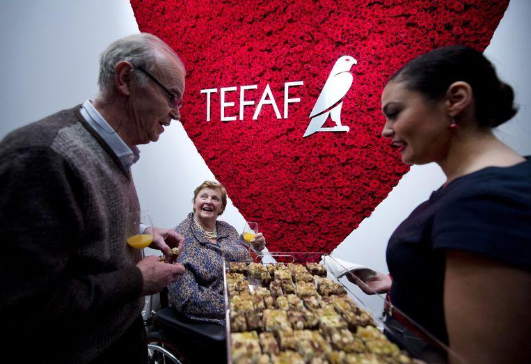 Tefaf in 2014. Beeld anp