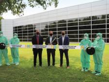 NXP in Eindhoven opende in VS een 100 miljoen dollar chipfabriek