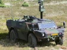 Militairen gewond bij oefening in Duitsland