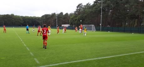 Vitesse in geheim oefenduel ruim langs Go Ahead Eagles