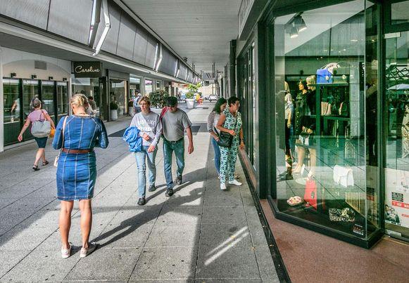 Winkelcentrum Het Pand kan wel een renovatie gebruiken om meer shoppers te lokken en het winkelen aangenamer te maken.